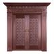 The art of bronze door-YSTD-9017