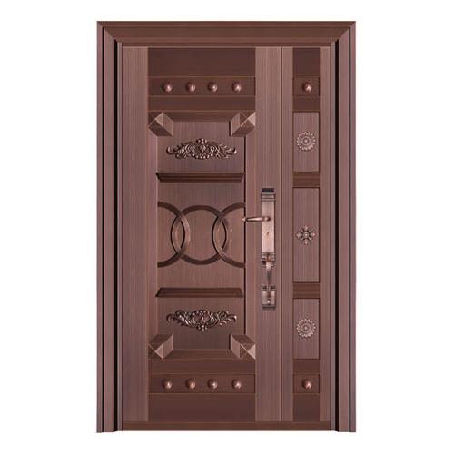 Composite copper art door-KC-9191