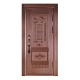 Composite copper art door -DM-9182