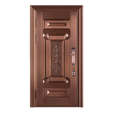 Composite copper art door -KC-9190