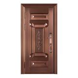 Composite copper art door -KC-9190