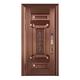 Composite copper art door-KC-9190