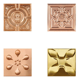 Copper decoration -Copper decoration-006