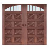 Copper art garage door -TCK-9196