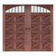 Copper art garage door-TCK-9196