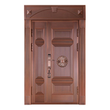 Composite copper art door -ZM-9179