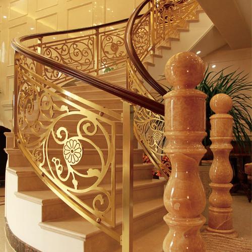 Copper railing-Copper railing-001