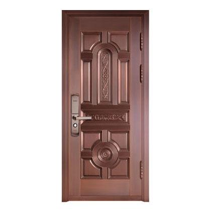 Composite copper art door-DM-9187