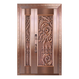 Composite copper art door -ZM-9168