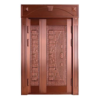 The art of bronze door-YSTD-9022