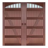 Copper art garage door -TCK-9197