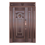 Composite copper art door -ZM-9167