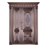 Composite copper art door -ZM-9166