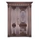 Composite copper art door-ZM-9166