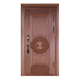 Composite copper art door -DM-9183