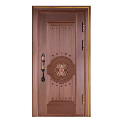 Composite copper art door-DM-9183