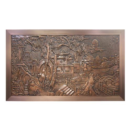 Copper mural-Copper mural-001