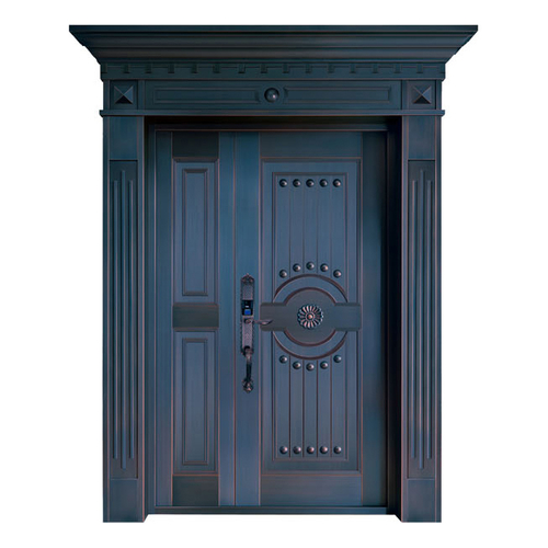 Composite copper art door-ZM-9177