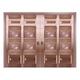 Copper art garage door-TCK-9199
