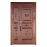 Composite copper art door -ZM-9181