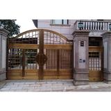 Copper art garden gate -TY-9201