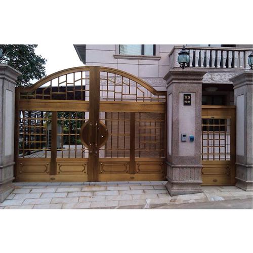 Copper art garden gate-TY-9201