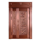 The art of bronze door -YSTD-9015