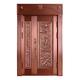 The art of bronze door-YSTD-9015