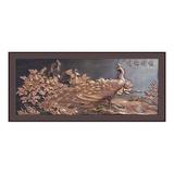 Copper mural -Copper mural-003