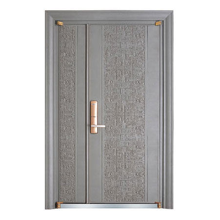 Aluminum explosion-proof door-ZLFB-9217