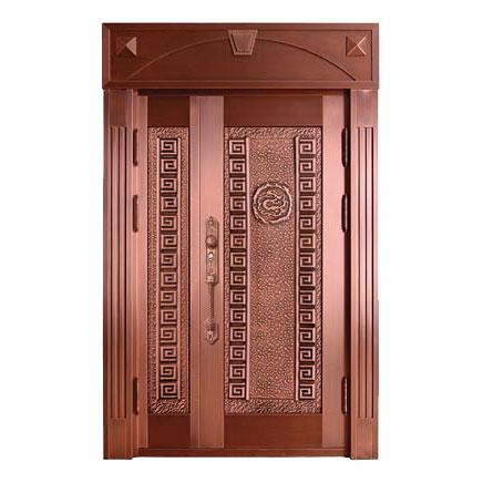 The art of bronze door-YSTD-9013
