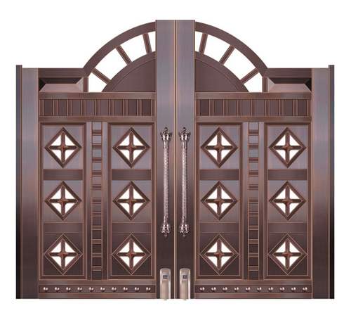 Copper art garden gate-TY-9203