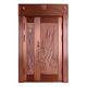 The art of bronze door-YSTD-9021