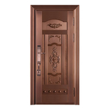 Composite copper art door -DM-9188