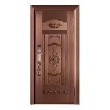 Composite copper art door -DM-9188