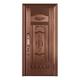 Composite copper art door-DM-9188
