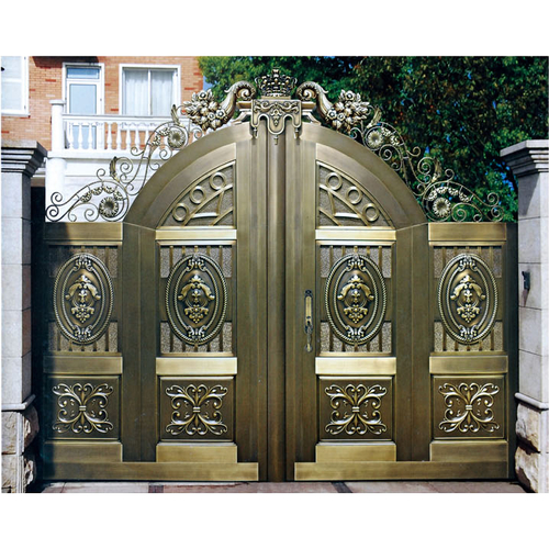 Copper art garden gate-TY-9200