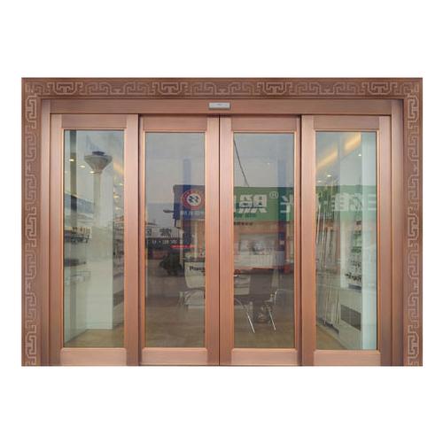 Glass copper art door-BL-9125