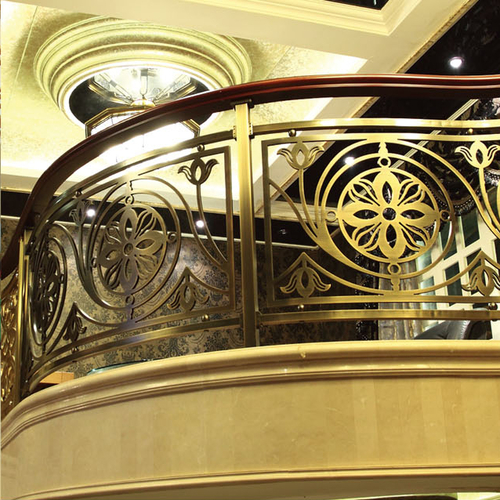 Copper railing-Copper railing-005