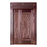 The art of bronze door -YSTD-9016