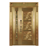Composite copper art door -ZXM-9175