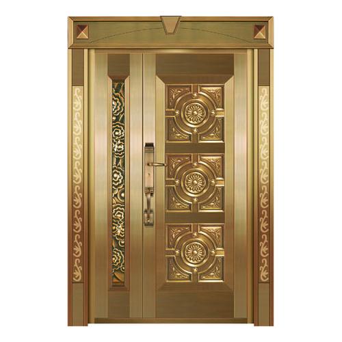Composite copper art door-ZXM-9175