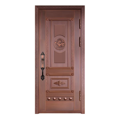 Composite copper art door-DM-9185