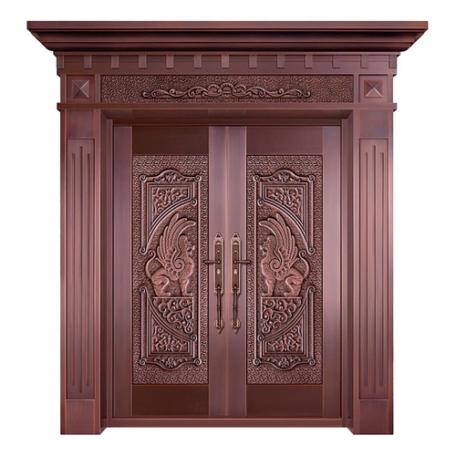 The art of bronze door-YSTD-9010