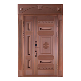 Composite copper art door -ZM-9178