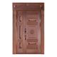 Composite copper art door-ZM-9178