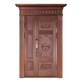 Composite copper art door -ZM-9180