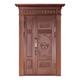 Composite copper art door-ZM-9180
