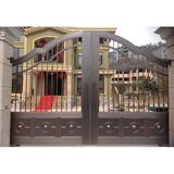 Copper art garden gate -TY-9202