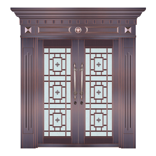 Copper doors and windows 46-